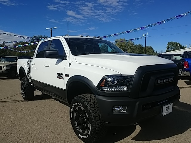 New 2018 Ram 2500 POWER WAGON CREW CAB 4X4 6 4 BOX For Sale in