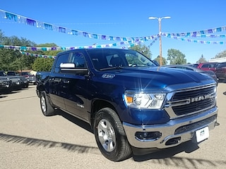 New 2019 Ram 1500 BIG HORN / LONE STAR CREW CAB 4X4 5'7 BOX Crew Cab Z3713 in Cortez, CO
