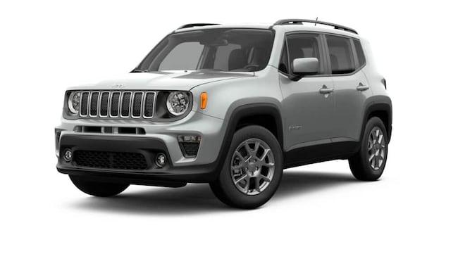 New 2019 Jeep Renegade LATITUDE 4X4 Sport Utility in Cortez, CO