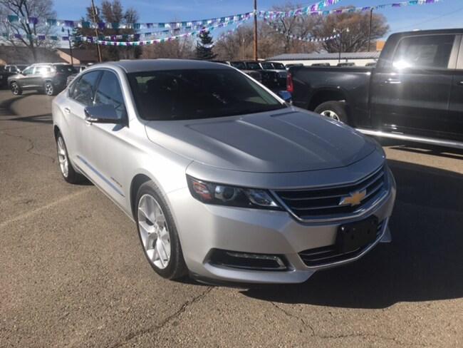 2017 Chevrolet Impala Premier Premier w/2LZ SEDAN
