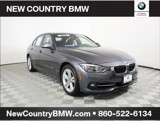 2016 BMW 3 Series 328i Xdrive Sedan