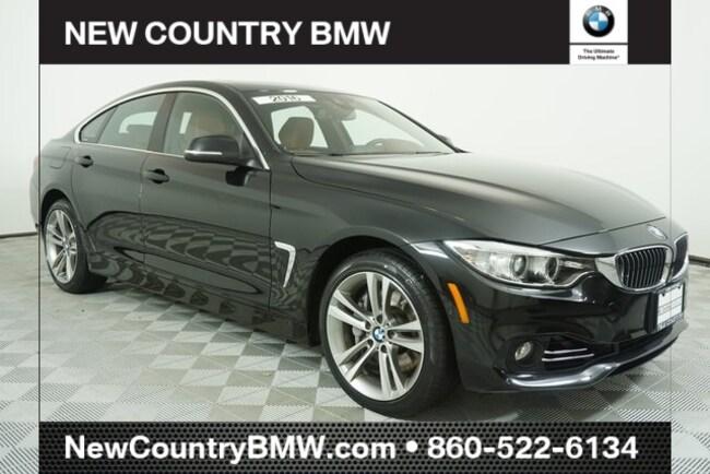2016 BMW 4 Series 435i Xdrive Gran Coupe Gran Coupe