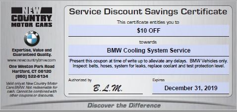 photo about Bmw Coupons Printable called CT BMW Assistance Deals BMW Upkeep and Restore