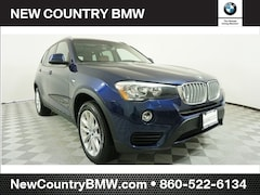 Used 2016 BMW X3 Xdrive28i SAV