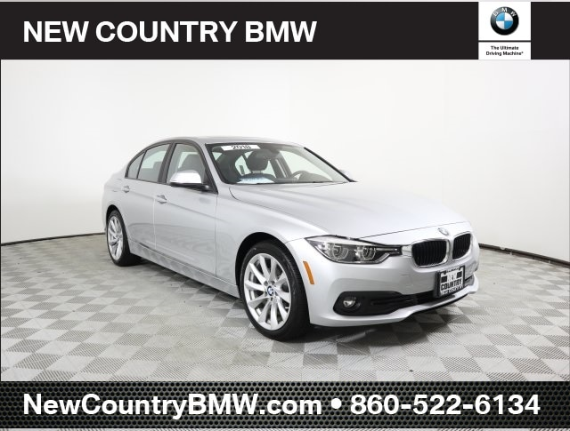 Demo Service Loaner Vehicles | New Country BMW