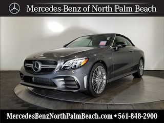 2019 Mercedes-Benz AMG C 43 4MATIC Convertible