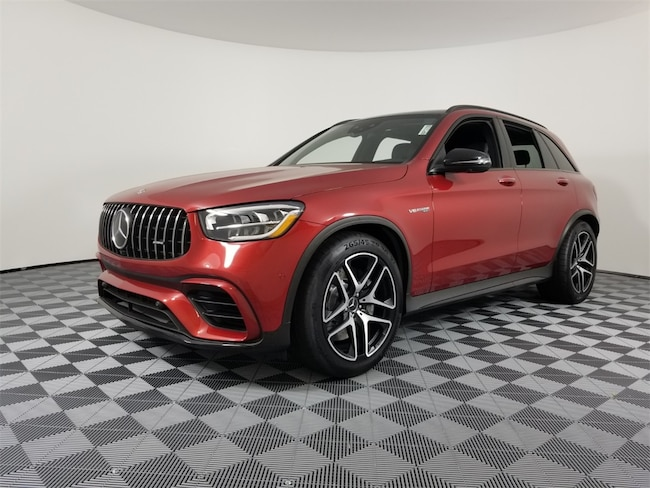 2020 Mercedes-Benz AMG GLC 63 4MATIC SUV