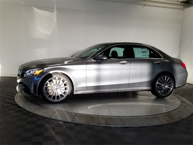 New 2019 Mercedes-Benz C-Class C 300 For Sale in North Palm Beach, FL