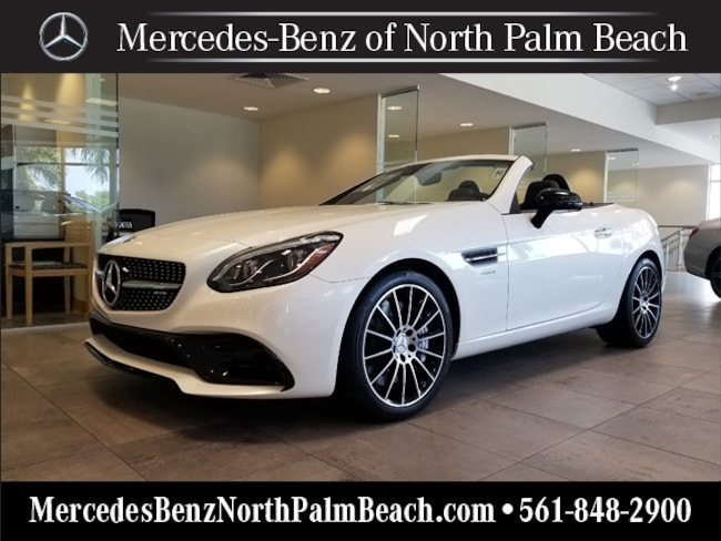 2019 Mercedes-Benz AMG SLC 43 Roadster