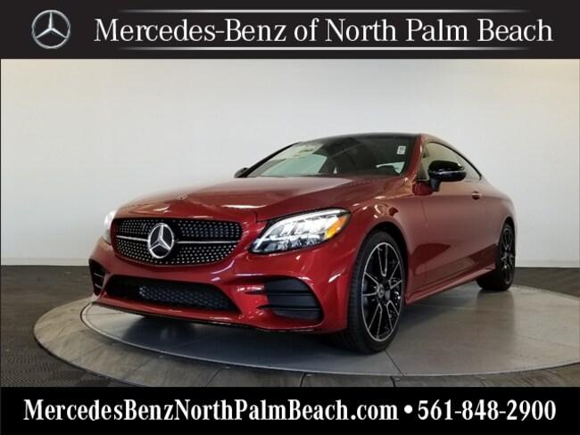 New 2019 Mercedes Benz C Class C 300 For Sale In North Palm Beach Fl