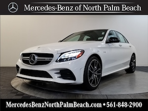 2019 Mercedes-Benz AMG C 43 4MATIC