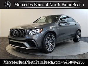 2019 Mercedes-Benz AMG GLC 63 4MATIC