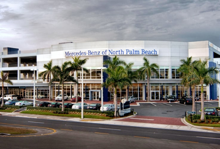 About Mercedes-Benz of North Palm Beach in Florida