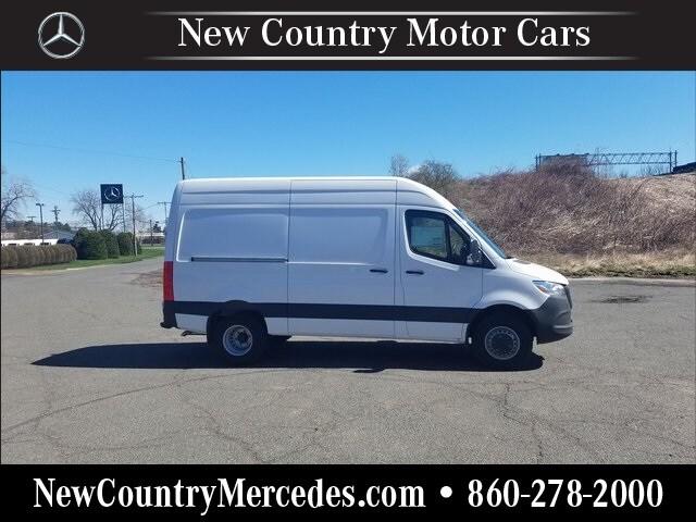 Vans and Cargo Vans | New Country Motor Cars Mercedes-Benz
