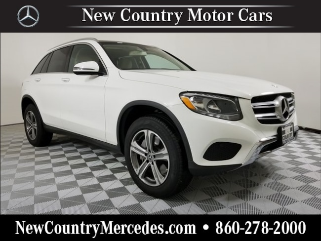 2016 Mercedes-Benz GLC 300 4MATIC SUV