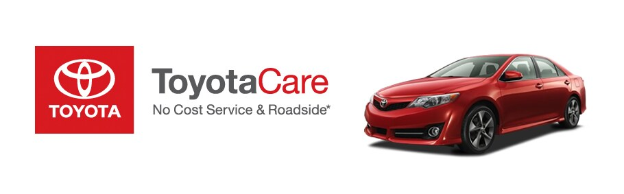 Save Time And Money With ToyotaCare!