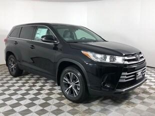 2019 Toyota Highlander LE SUV