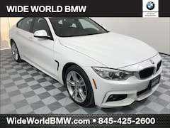 2016 BMW 4 Series 428i Xdrive Gran Coup 428i Xdrive Gran Coupe Hatchback