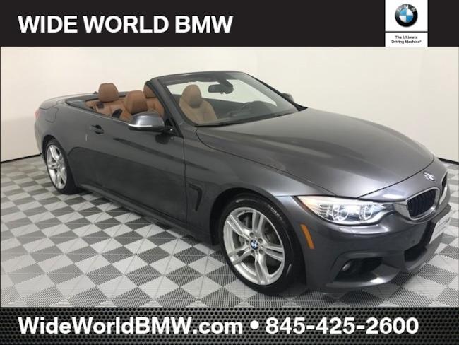 2016 BMW 4 Series 435i Xdrive 435i Xdrive Convertible