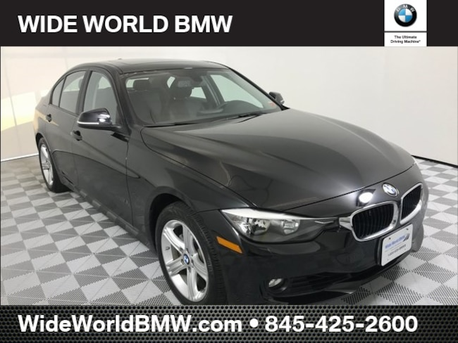 2015 BMW 3 Series 328i Xdrive 328i Xdrive Sedan