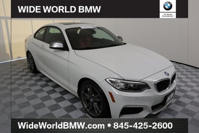 2016 BMW 2 Series M235i M235i Coupe