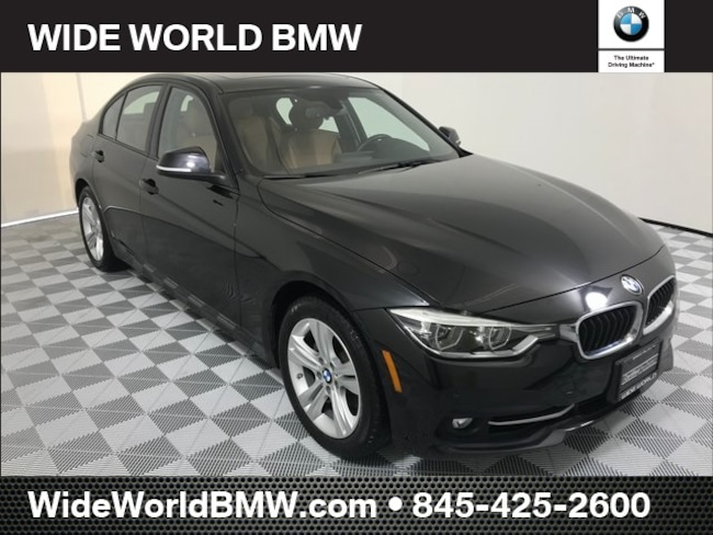 2016 BMW 3 Series 328i Xdrive 328i Xdrive Sedan