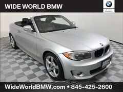 Used 2012 BMW 1 Series 128i 128i Convertible in Houston