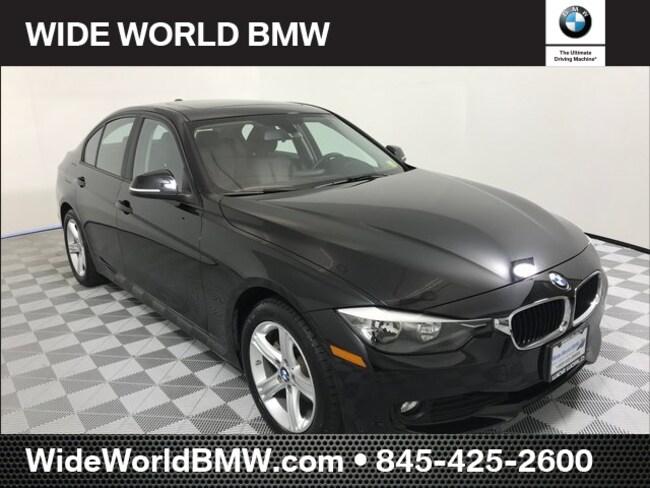 2015 BMW 3 Series 320i Xdrive 320i Xdrive Sedan