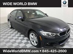 2016 BMW 4 Series 435i Xdrive Gran Coup 435i Xdrive Gran Coupe Hatchback