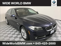 2016 BMW 5 Series 528i Xdrive 528i Xdrive Sedan