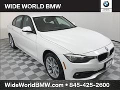 2017 BMW 3 Series 320i Xdrive 320i Xdrive Sedan