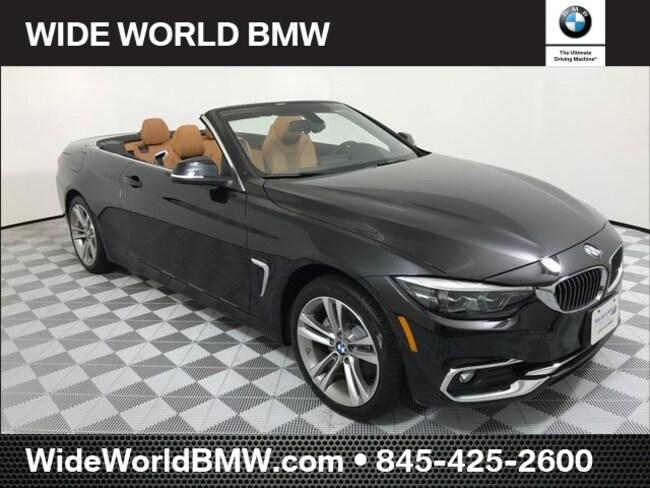 2019 BMW 4 Series 430i Xdrive 430i Xdrive Convertible