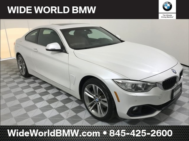 2016 BMW 4 Series 428i Xdrive 428i Xdrive Coupe