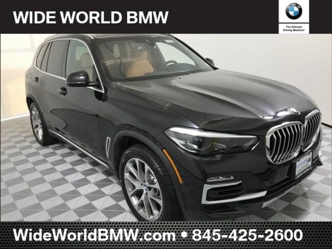 2019 BMW X5 xDrive40i xDrive40i SUV