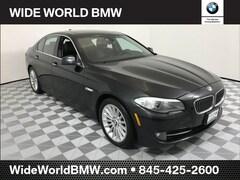 Used 2013 BMW 5 Series 535i Xdrive 535i Xdrive Sedan in Houston