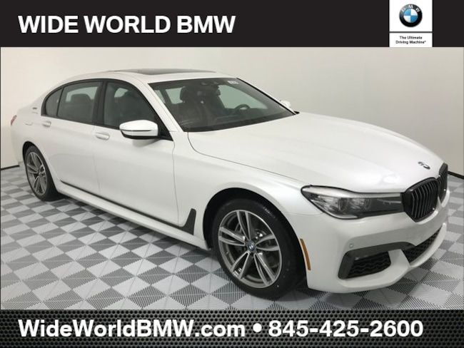 2019 BMW 7 Series 740e Xdrive Iperformance Sedan