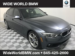 2016 BMW 3 Series 328i 328i Sedan