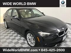 2016 BMW 3 Series 320i Xdrive 320i Xdrive Sedan