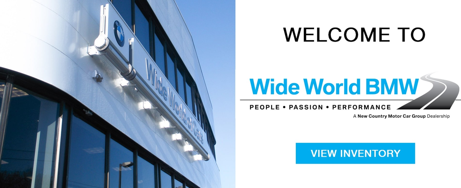 Welcome to Wide World BMW | Spring Valley, NY BMW Sales & Service