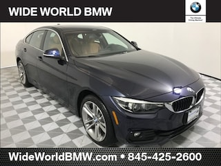 2019 BMW 4 Series 430i Xdrive Gran Coupe Gran Coupe