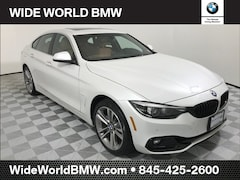 2019 BMW 4 Series 430i Xdrive Gran Coupe Gran Coupe