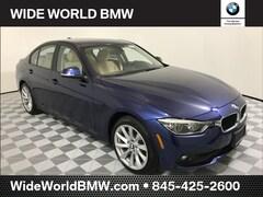 2018 BMW 3 Series 320i Xdrive 320i Xdrive Sedan
