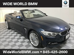 2016 BMW 4 Series 435i Xdrive 435i Xdrive Convertible