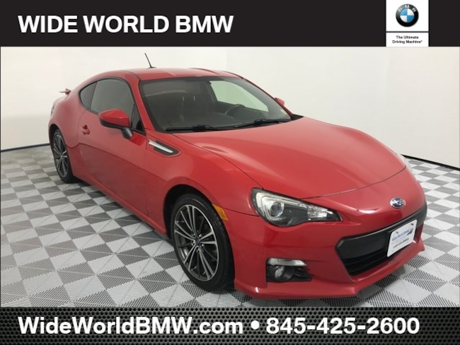2013 Subaru BRZ Limited Coupe