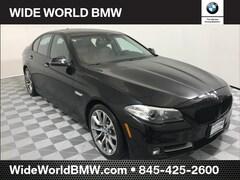 2016 BMW 5 Series 528i Xdrive 528i Xdrive Sedan