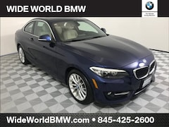2016 BMW 2 Series 228i Xdrive 228i Xdrive Coupe