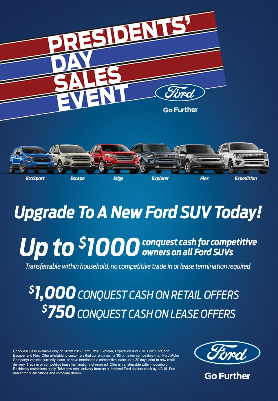 Presidents Day Sales Event | Twin Pine Ford