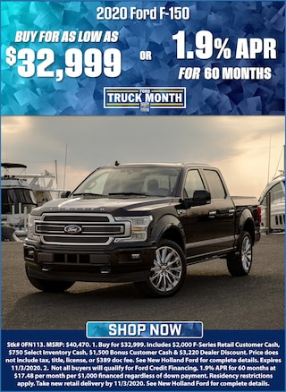 Starting at $32,999 or get 1.9% APR for 60 Months!