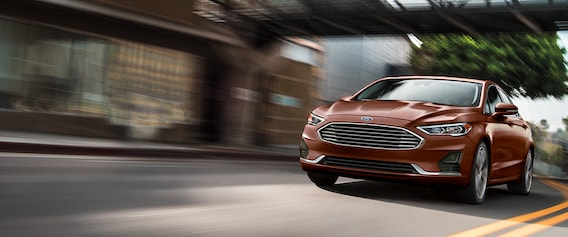 2019 Ford Fusion | New Holland Ford
