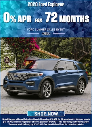 0% APR for 72 Months!